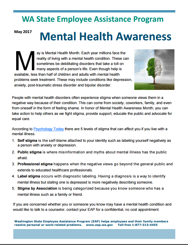 Tip sheets department of enterprise services mental health awareness tip sheet thumbnail image solutioingenieria Choice Image