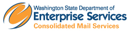 Washington State Department of Enterprise Services - Consolidated Mail Services