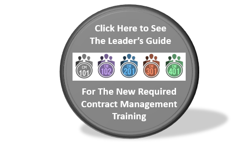 Click here to see the leader's guide for new required training