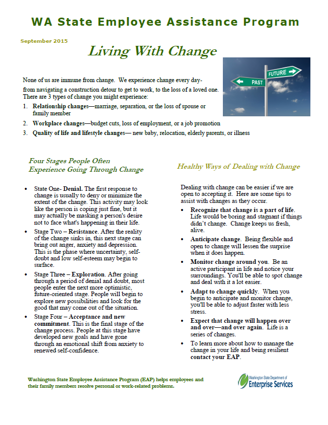 Living with change tip sheet thumbnail image