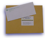 photo of envelopes