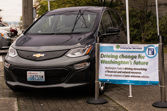 image of electric vehicle